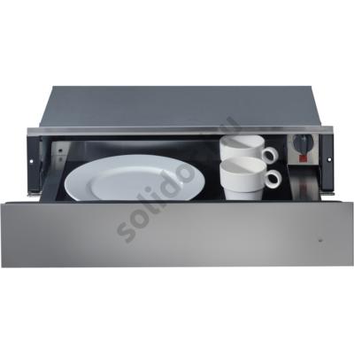 Whirlpool WD142IX beépíthető tányérmelegítő inox 20 literes 14x56x55 cm