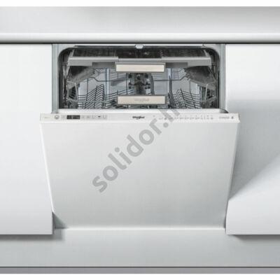 Whirlpool WIO3T133DEL teljesen beépíthető mosogatógép A+++ 3. evőeszköztartó fiók PowerClean Pro TurboDry