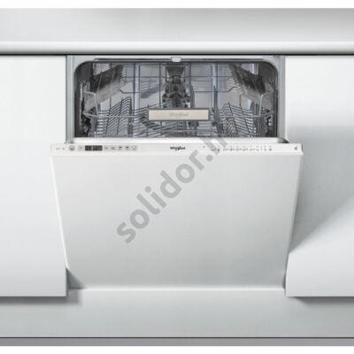 Whirlpool WIO3T3236 teljesen beépíthető mosogatógép A++ 6 l vízfogyasztás