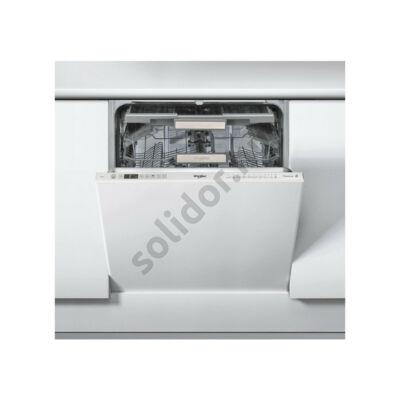 Whirlpool WIO3T223PFGE teljesen beépíthető mosogatógép A++ 3. evőeszköztartó fiók PowerClean Pro