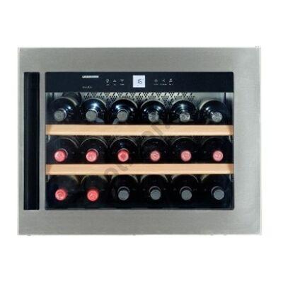 Liebherr WKEes553 GrandCru beépíthető borklíma borhűtő 18 palack 45x56x55cm