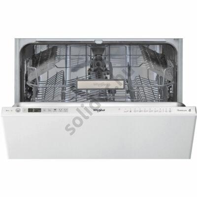 Whirlpool WKIO3T1236P teljesen beépíthető mosogatógép A++ PowerClean Pro  6 l vízfogyasztás