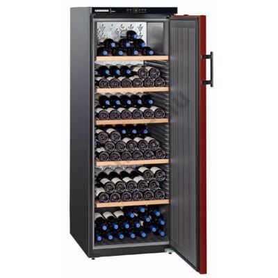 Liebherr WKr4211 Vinothek borklíma borhűtő  200 palack A++ 165x60x74cm