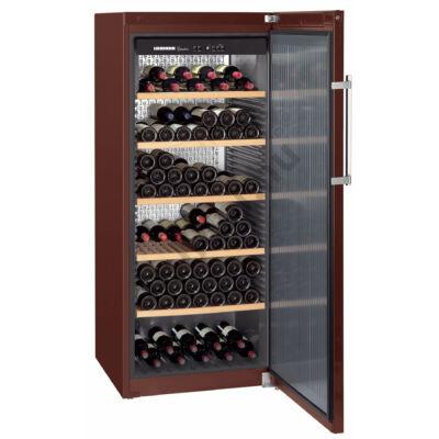 Liebherr WKt4551 Grand Cru borklíma borhűtő  201 palack  A++ 165x70x74cm