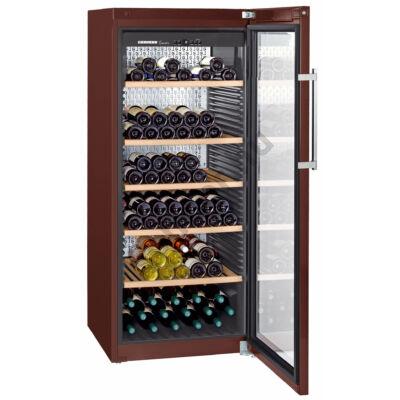 Liebherr WKt4552 Grand Cru borklíma borhűtő 201 palack F 165x70x74cm