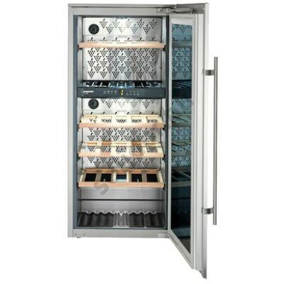 Liebherr WTEes2053 Vinidor beépíthető borhűtő 64 palack 122x56-57x55cm
