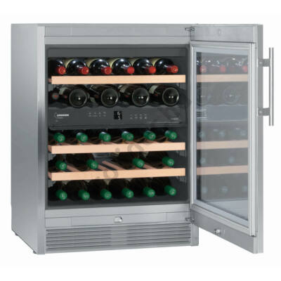 Liebherr WTes1672 Vinidor bortemperáló  34 palack 82x60x58cm