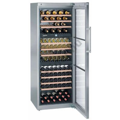 Liebherr WTes5872 Vinidor bortemperáló borhűtő 178 palack 192x70x74cm