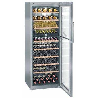 Liebherr WTes5972-21 Vinidor bortemperáló  borhűtő 211 palack 192x70x74cm