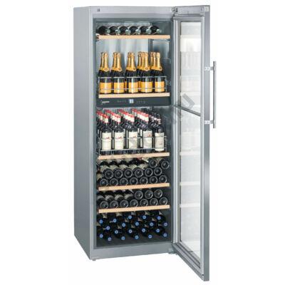 Liebherr WTpes5972  Vinidor bortemperáló borhűtő 192x70x74cm