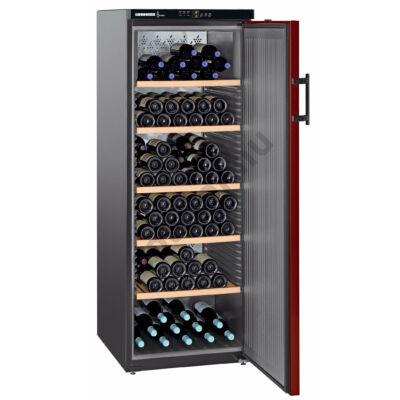 Liebherr WTr4211 Vinothek bortemperáló borhűtő 200 palack  165x60x74cm