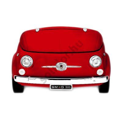 Smeg SMEG500R bárhűtő Fiat500  retro design piros
