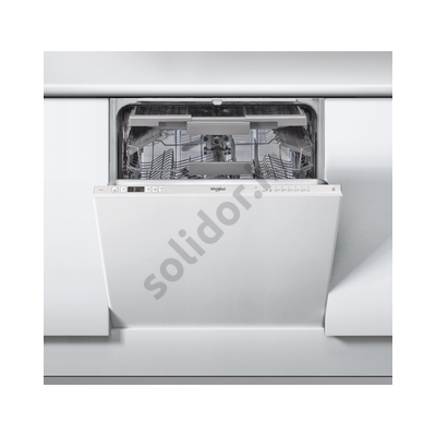 Whirlpool WEIC3C26F  teljesen beépíthető mosogatógép A++ 3. evőeszközkosár