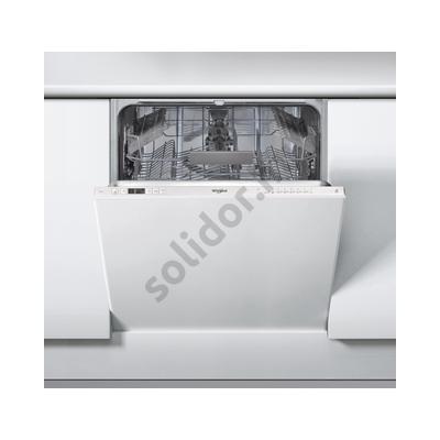 Whirlpool WRIC 3C26 mosogatógép teljesen beépíthető A++ 60cm